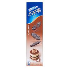 Oreo 奥利奥 巧轻脆薄片夹心饼干 浓情提拉米苏味 95g *2件 12.42元(合6.21元/件)