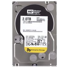 西部数据(WD)RE系列 WD2000FYYZ 企业级硬盘 2TB 3.5 SATA接口