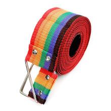 PaulOne 行李打包带 加固捆绑带 时尚多彩十字绑带 十字打包带 四米长绑带BDB02