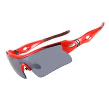 喜德盛偏光骑行眼镜男女款户外运动跑步防风沙山地自行车装备 XM-302