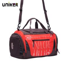 UNIKER/优丽克手提旅行包男女商务出差行李包单肩短途旅游旅行袋 墨西哥羽毛15007D