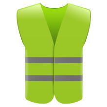 火焰战士 车载灭火器套装反光背心三角警示架汽车年检三件套小型便携应急包 反光衣