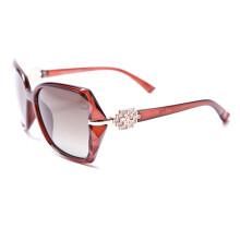 帕莎 Prsr 太阳镜女墨镜偏光眼镜时尚明星同款T60017-T095茶色