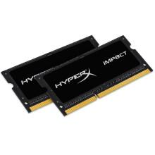 金士顿(Kingston)骇客神条 Impact系列 DDR3L 2133 8GB(4Gx2条)笔记本内存