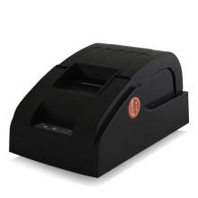 浩顺(Hysoon)5890热敏小票打印机 POS收银小票机票据打印机58MM宽USB接口黑色