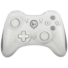 北通(Betop)BTP-2171Q 智游者卡洛 安卓无线智能游戏手柄 六轴版 白色