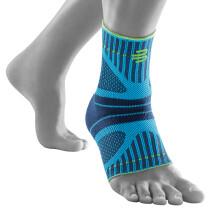 保而防(BAUERFEIND)活力运动护踝Sports Ankle Support Dynamic 蓝色 XXL