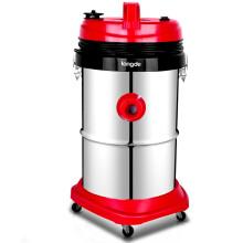 龙的(Longde)吸尘器NK-601A  35L大容量不锈钢 可水洗可循环耗材洗车场专用吸尘器