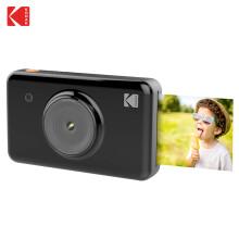 柯达(Kodak) Mini Shot拍立得相机 黑色(1000万像素 1.7英寸显示屏 编辑预览打印 热升华相片打印)