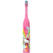 【全球购】博朗欧乐B Oral-B儿童电动牙刷3岁+ Hello Kitty