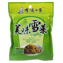 【京东超市】博鸿小菜  美味雪菜 128g