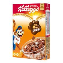 韩国进口 家乐氏(Kellogg's)谷脆格 进口谷物 即食冲饮 营养谷物早餐150g