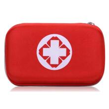 paulone JJB001 户外急救包 便携套装家庭用旅行野外求生存用品红色