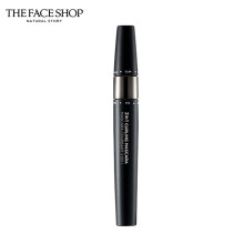 菲诗小铺(The Face Shop)二合一纤长卷翘睫毛膏 01黑色 8.5g (纤长卷翘 浓密自然 防水不晕染)
