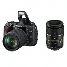 尼康(Nikon) D7000 单反套机(尼康18-105mm+腾龙AF 90mm 微距)