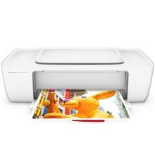 惠普(HP)HP DeskJet Ink Advantage 1118 支持单墨盒打印 (彩色喷墨打印 照片打印)