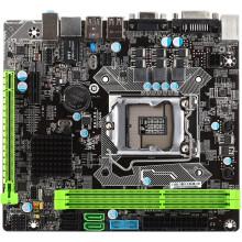 铭瑄(MAXSUN )MS-H81M 全固 主板(Intel H81/LGA 1150)