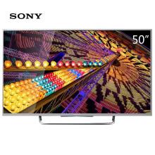 索尼(SONY)KDL-50W700B 50英寸全高清LED液晶电视(银色)