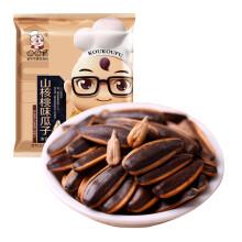 口口福 坚果炒货休闲零食山核桃味瓜子30g/袋