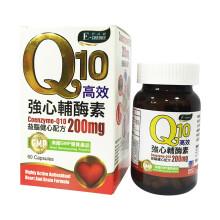 京东国际伊高顿 香港直邮 美国保健品男女 Q10高效��心辅酶素60粒
