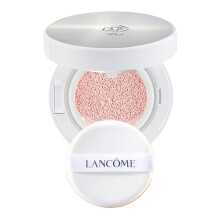 兰蔻(LANCOME)新空气轻垫修颜隔离乳 粉色 粉芯+粉盒 SPF29/PA+++ 14g
