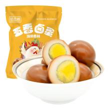 俏香阁 休闲零食 熟食小吃  泡面搭档 五香卤蛋30g/袋
