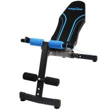 凯速(KANSOON) 凯速专业多功能仰卧板哑铃凳仰卧起坐板收腹机健身器材 蓝黑款