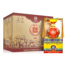 白水杜康(BAISHUIDUKANG) 白水杜康N90 52度500ml 浓香型白酒 结婚婚庆用酒 N90 整箱6瓶装