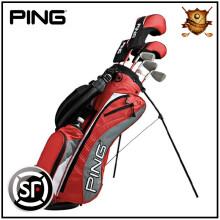 PING 儿童高尔夫球杆 儿童套杆 新款 MOXIE系列 全套 包邮顺丰 K小号6-7岁