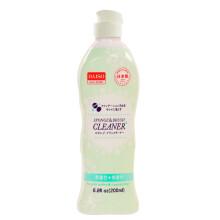 大创(DAISO) DAISO大创粉扑清洗剂化妆刷专用清洁剂200ml 新包装