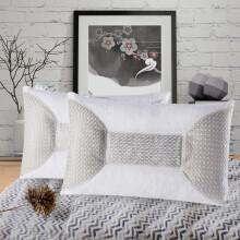 京东超市 睡眠博士(AiSleep)枕芯 枕头决明子荞麦枕 舒睡酒店枕头 荞麦枕(2个装)