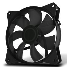 酷冷至尊(CoolerMaster)MasterFan MF120L 机箱风扇(均衡型风扇/旋翼扇叶/12cm/静音减噪)