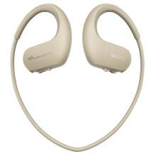 索尼(SONY)可穿戴式运动防水音乐播放器 WS413 (乳白色)