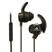 魔声(Monster)Adidas Response 阿迪达斯 追翼 入耳式运动耳机 线控带麦 军绿色