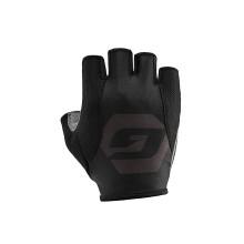 捷安特(GIANT) 运动立体剪裁轻薄透气山地车自行车系列短指手套 对弈-黑 XL