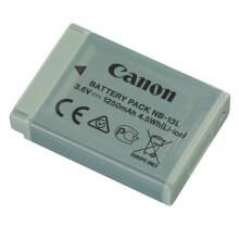 佳能(Canon)NB-13L锂离子充电电池适用SX740、SX730、SX720、SX620、G9X2、G7X2、G5X、G1X3)