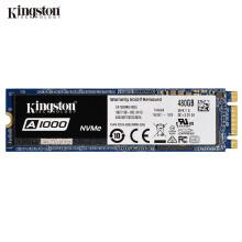 Kingston 金士顿 A1000 M.2 NVMe 固态硬盘 480GB699元