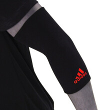 adidas 阿迪达斯运动护腕护膝护肘加长护具篮球跑步男女 护肘单只 L