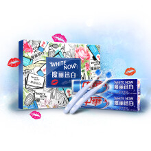 中华牙膏套装 魔丽迅白 酷爽薄荷味170g*2送2支牙刷超值套装