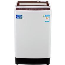 威力(WEILI)8公斤全自动波轮洗衣机 专利仿生手搓洗技术 记忆自编程功能随心洗涤 XQB80-8079