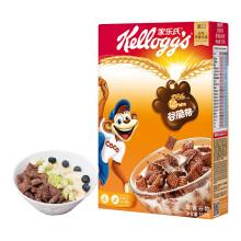 韩国进口 家乐氏(Kellogg's)谷脆格即食营养谷物 进口冲调代餐 含燕麦早餐150g