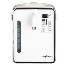 Maybaum五月树A6296德国电热水壶高硼硅玻璃瓶胆智能电热水瓶