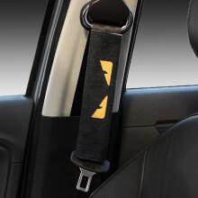 迪加伦 汽车安全带护肩套 可爱卡通车内装饰品 潮牌 车上用品 单个装-小恶魔
