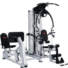 康强综合训练器BK179B多功能轻商用组合健身器材铸铁配重小飞鸟健身器材 90KG配重