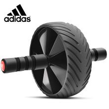 adidas 阿迪达斯健腹轮 腹肌轮滚轮静音男女减肚子家用健身器材健腹器