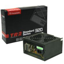 Tt(Thermaltake)额定250W TR2-320 电源(PFC校正功能/静音设计/12cm智能温控风扇)