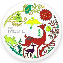 华三(H3C) 魔术家 Magic B1 1200M穿墙王无线路由器(欢乐丛林版)