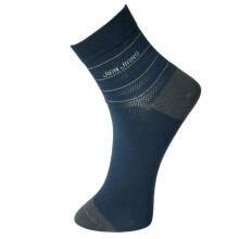 健将男士袜子【6双】礼盒款商务男时尚百搭男袜1J425