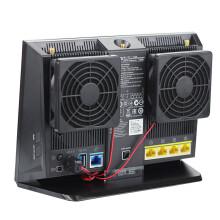 华硕RT-AC68U AC86U AC1900P散热器风扇 电视盒子 路由器散热风扇 USB静音风扇 网罩版