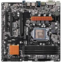 华擎科技(ASROCK)B150M Pro4S/D3主板( Intel B150/LGA 1151 )